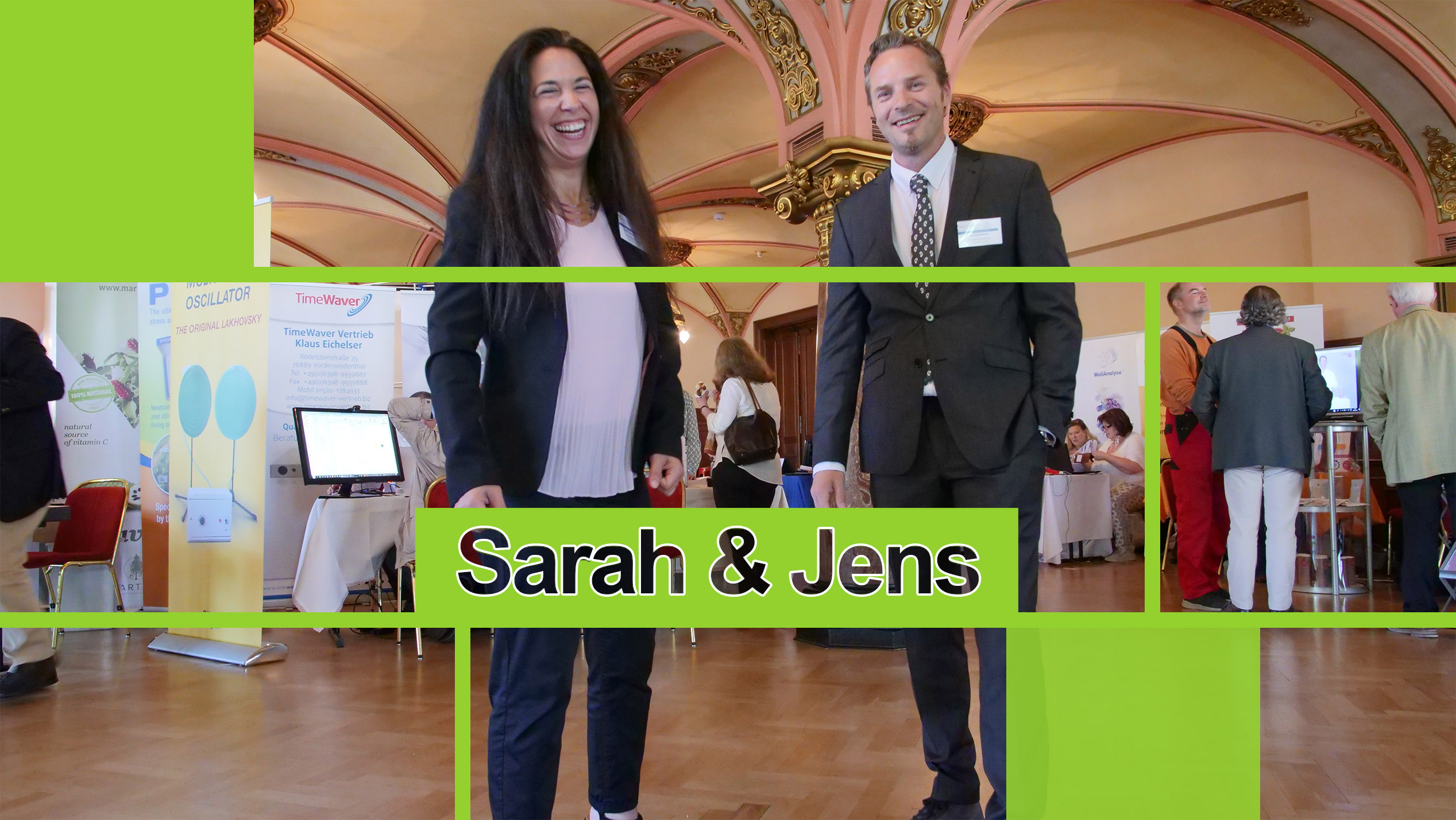 Sahra und Jens Fullhand Events