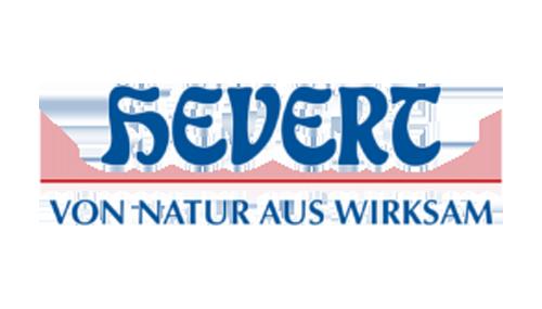 Logo Hevert referenz von Full Hand Events